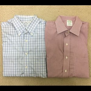 Brooks Brothers Dress Shirt x 2pcs